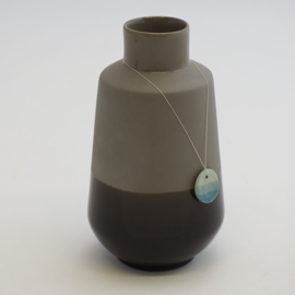 Dip vase | Fine | Dark grey | 100