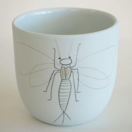 Cup Insect | Light blue | XL