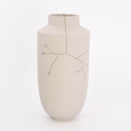 Vase Field flower | Grey | 02