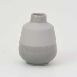 Dip vase | S |  Grey 090