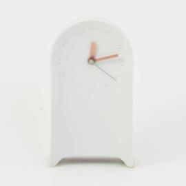 Clock | Desk | White