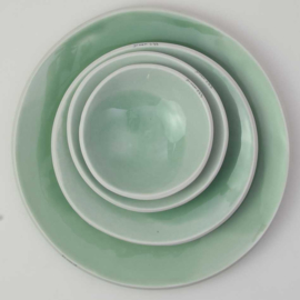 Colour plate  - Green 233