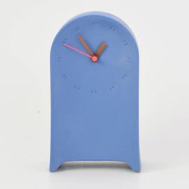 Clock | Desk | Cobalt