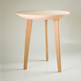Porcelain table | Orange