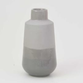 Dip vase   M    Grey 090