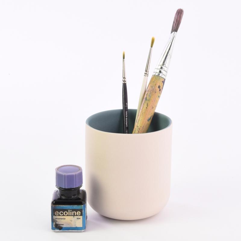Pencil cup | Nude