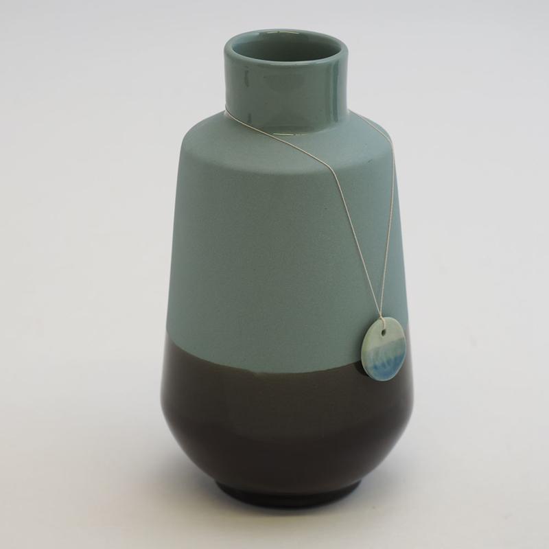 Dip vase   Fine   Ocean   100