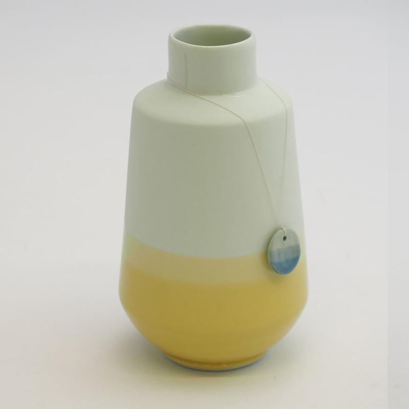 Dip vase | Fine | Mint | 084