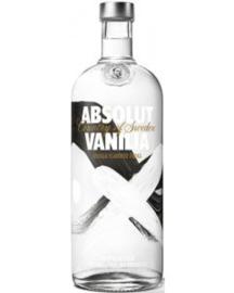 ABSOLUT VODKA Absolut Vanille 0,70 Liter