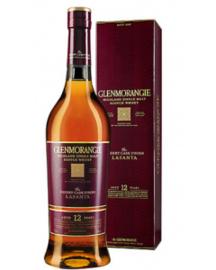 GLENMORANGIE Glenmorangie Lasanta + Gb 0.70 Liter