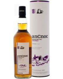 An Cnoc 18 Years + Gb 0.70 Liter