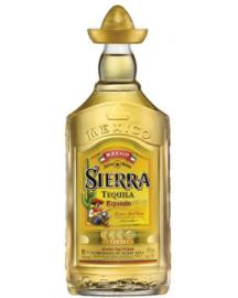 Sierra Tequila Gold 0.70 Liter