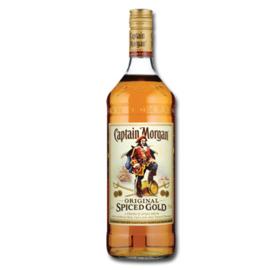 CAPTAIN MORGAN Captain Morgan Spiced 1.0 Liter