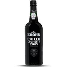 Krohn port colheita 2005 0,75 liter