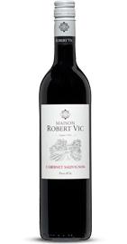 Robert Vic cabernet sauvignon doos 6 fles