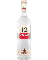 Ouzo 12 0,7 liter