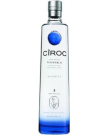 CIROC Ciroc Vodka 1.0 Liter