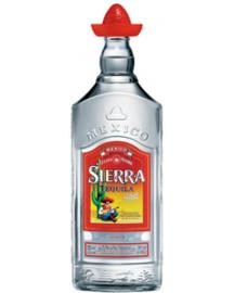 Sierra Tequila Silver 1.0 Liter