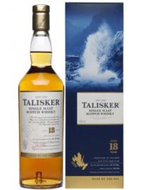 Talisker 18 Years + GB 0.70 Liter