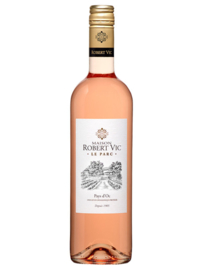 Robert Vic le parc rose ( ds 6 fles)