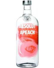 ABSOLUT VODKA Absolut Peach 0,70 Liter