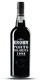 Krohn Colheita Port 1998 0,75 liter