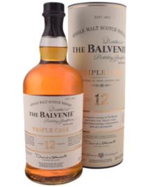BALVENIE Balvenie 12 Years Triple Cask + Gb 1.0 Liter