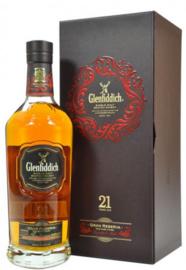 Glenfiddich 21 Years Reserva Rum Cask Finish + Gb 0.70 Liter