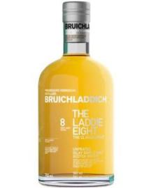 BRUICHLADDICH Bruichladdich The Laddie 8 + Gb 0.70 Liter