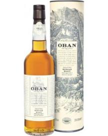 OBAN Oban 14 Years + Gb 0.70 Liter