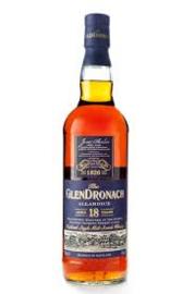 THE GLENDRONACH 18 Years Allardice + Gb 0,7 liter