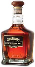 JACK DANIEL'S Jack Daniel's Single Barrel 100 Proof 0.70 Liter
