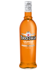 Trojka Orange Vodka Liqueur 0.70 Liter