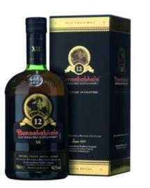 BUNNAHABHAIN Bunnahabhain 12 Years + Gb 0,70 Liter
