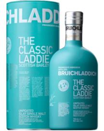 BRUICHLADDICH Bruichladdich Scottish Barley Classic Laddie + GB 0,70 Liter