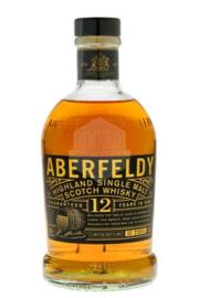 Aberfeldy 12 Years + Gb