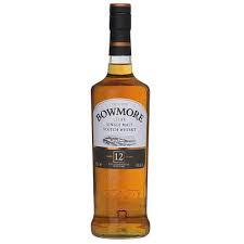 Bowmore 12 Years + Gb 0.70 Liter