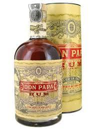 Don Papa rum 0,7 liter