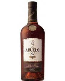 ABUELO Abuelo XV Napoleon Cognac Finish + Gb 0,70 Liter