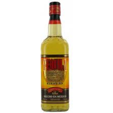 San Louis tequilla gold 0,7 liter