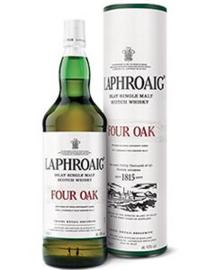 Laphroaig Four Oak + Gb 1.0 Liter