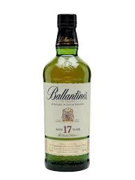 Ballantine's 17 Years + Gb 0,70 Liter