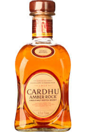 Cardhu Amber Rock 0,70 Liter