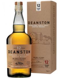 DEANSTON Deanston 12 Years Unchillfiltered + Gb 0.70 Liter