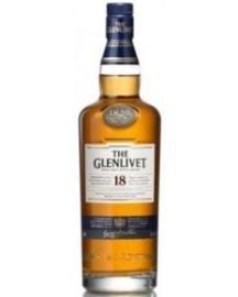The Glenlivet 18 Years + Gb 0.70 Liter
