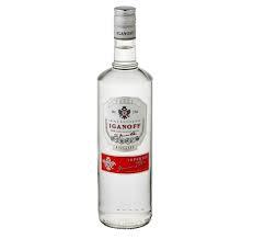 Iganoff wodka liter