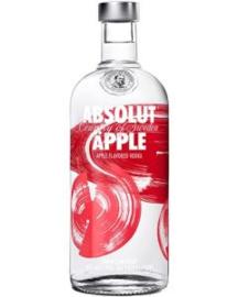 ABSOLUT VODKA Absolut Apple 1.0 Liter