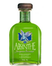 Absinthe Green Jacques Senaux, 0.70 liter