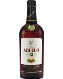 ABUELO Abuelo 12 Years + Gb 0,70 Liter