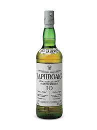 LAPHROAIG Laphroaig 10 Years + Gb 0.70 Liter